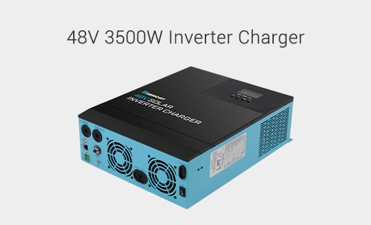 48V 3500W Inverter Charger